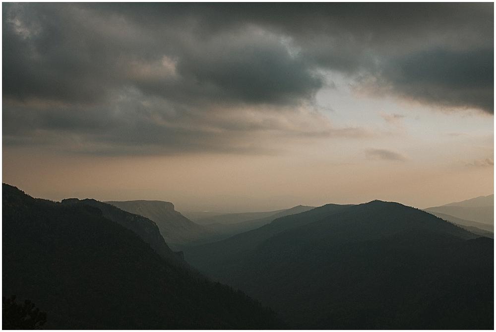 elopement hawksbill mountain nc