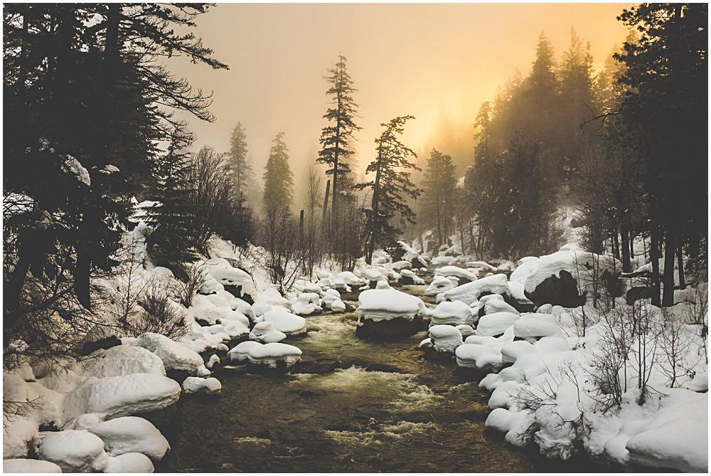 Cascades National Washington