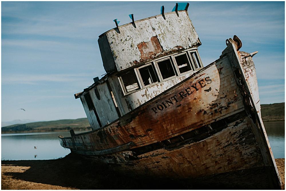 Point Reyes Ship