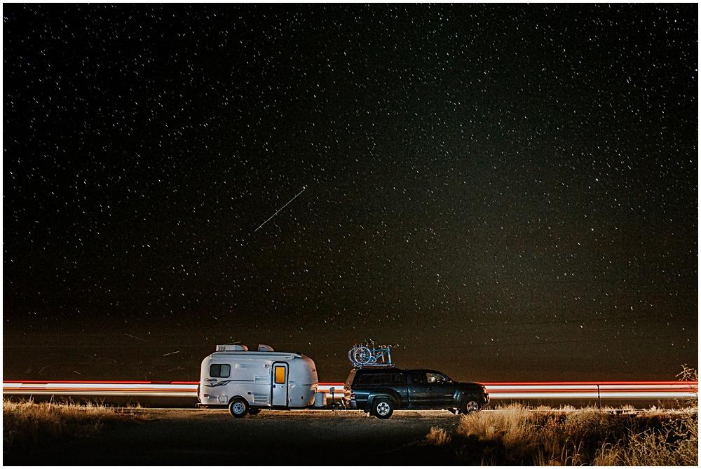 Boondocking New Mexico Bisti Badlands