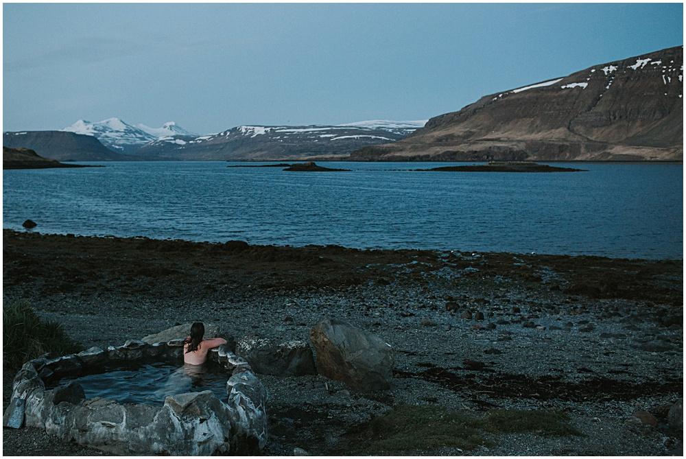 Natural Hot Tub Iceland