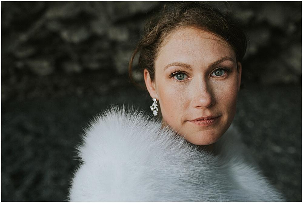 Iceland Bride Portraits