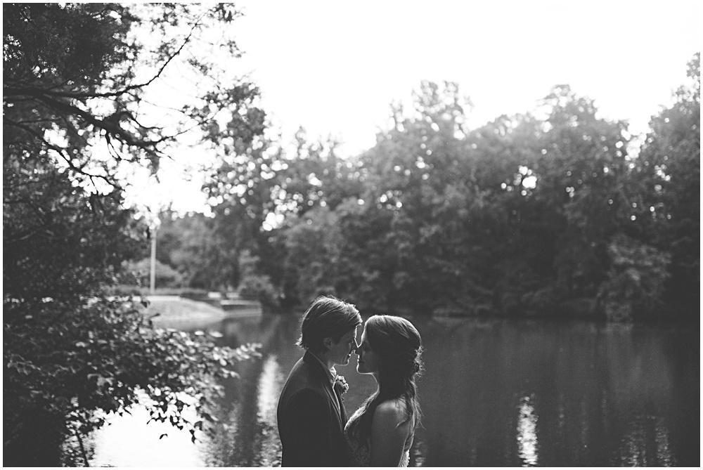 Wedding Lakeside Shoot