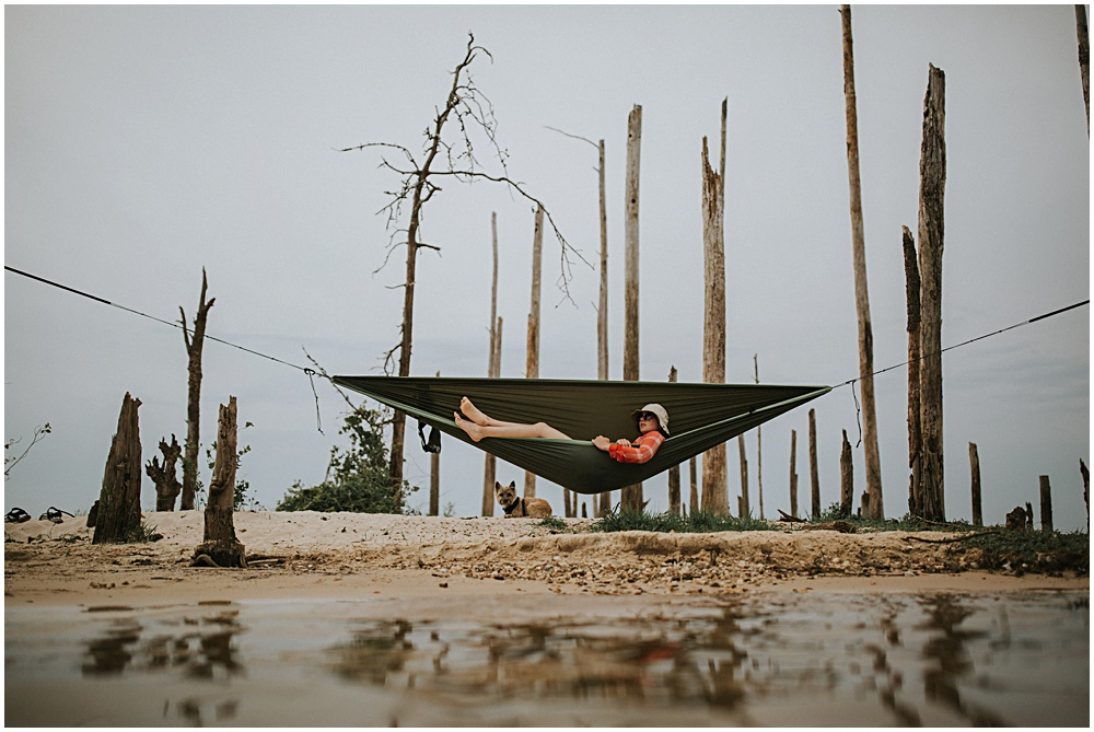 Camping Hammock North Carolina