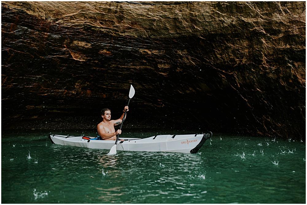 Pictured Rocks Kayaking Michigan Upper Peninsula