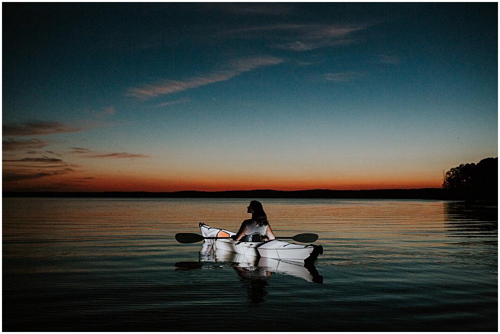 Oru Kayak Jordan Lake Raleigh