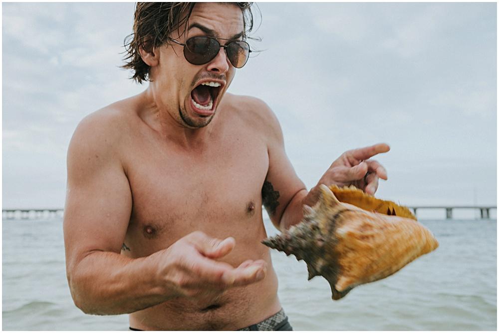 Hermit Crab Mishap