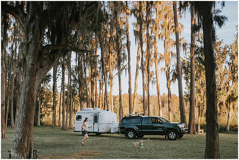 Florida Camping Boondocking
