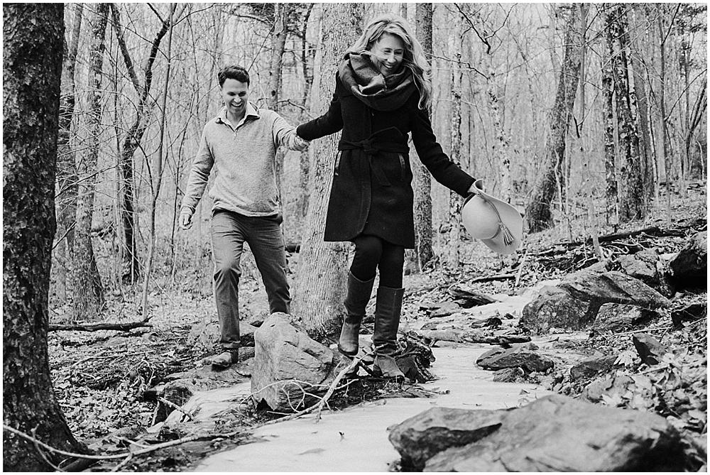 Grayson highlands elopement