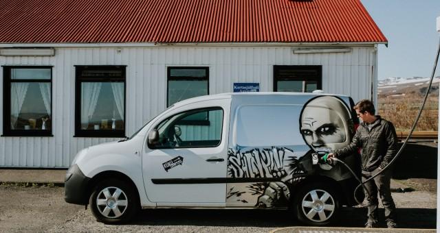Iceland |My Kuku Camper Van Experience