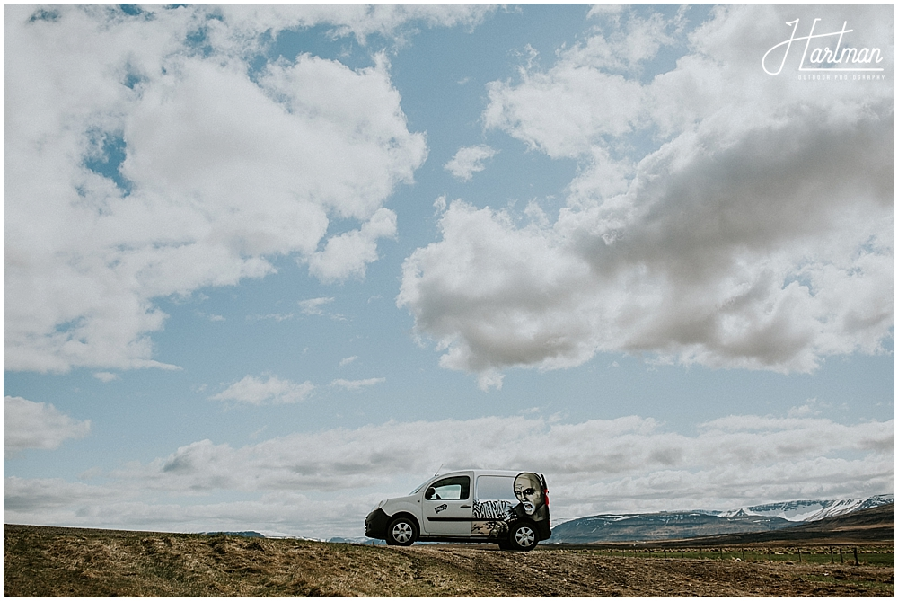 Iceland camper van company