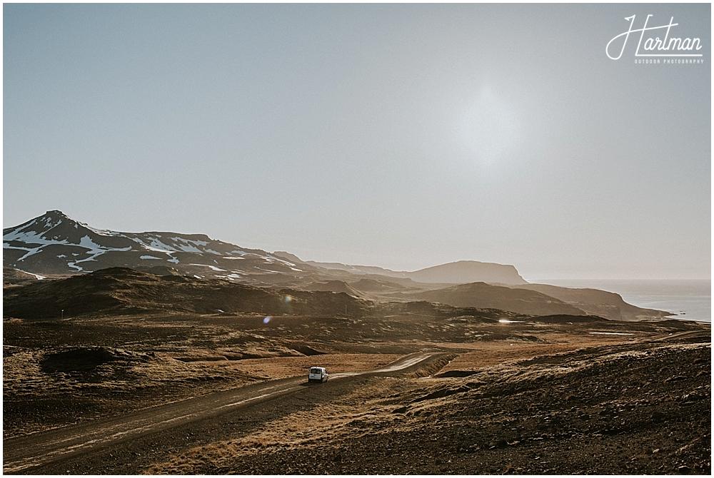 Iceland motorhome rental