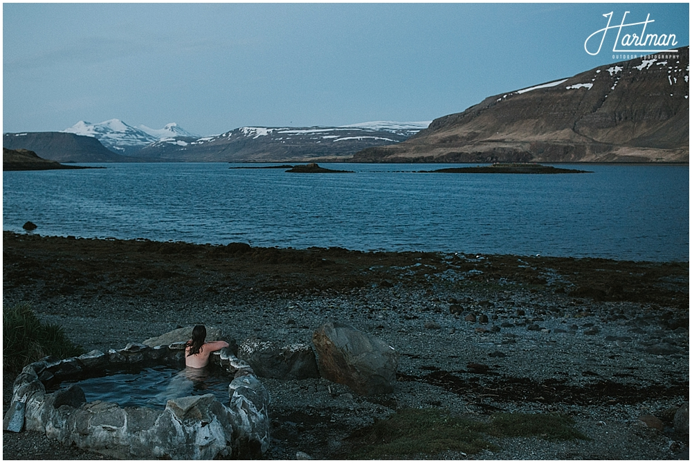wilderness camping Iceland