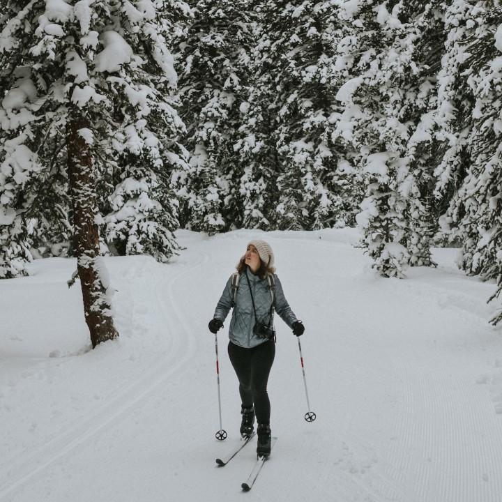 Colorado | XC Skiing Eldora in Nederland