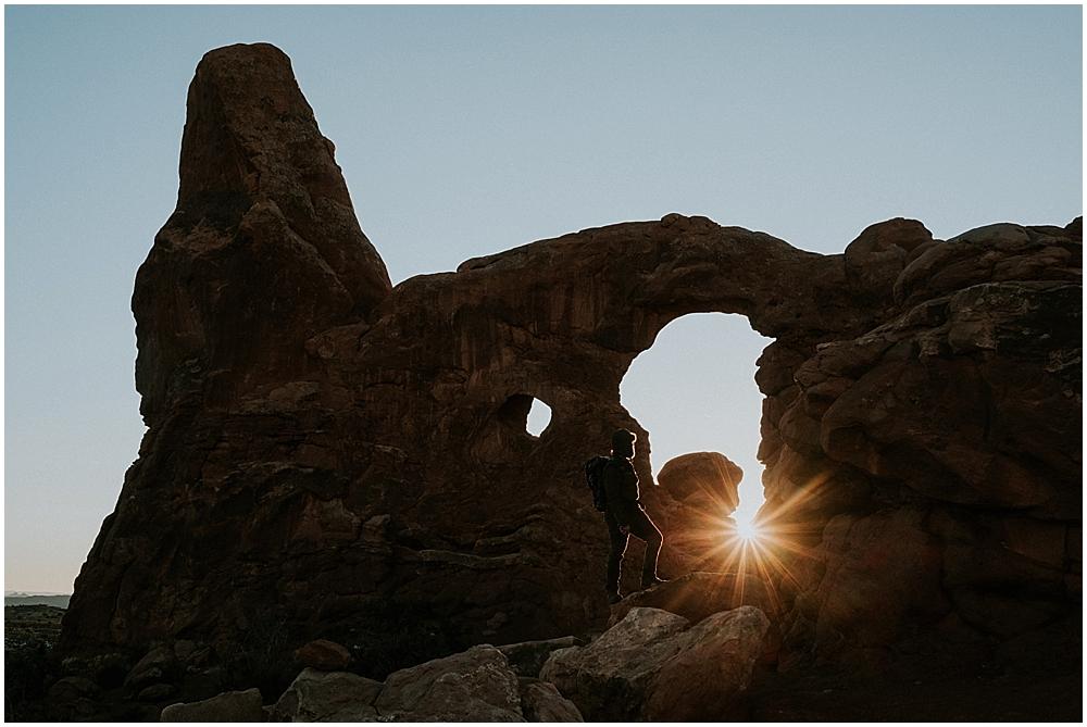 Moab Utah Elopement Photographer