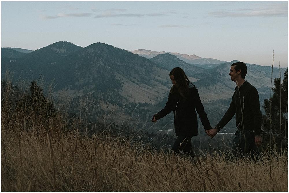 Mountain Wedding Boulder Colorado