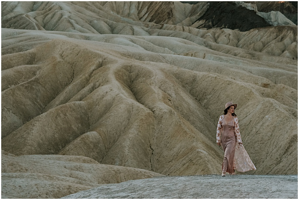 Wedding in Death Valley National Park