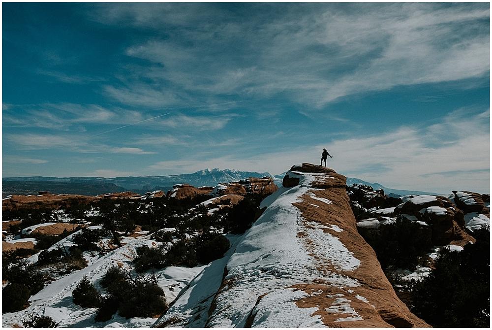 Wedding photographer Moab Utah