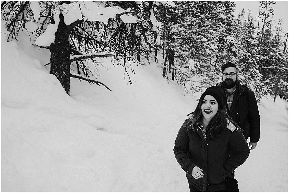 wedding photos Rocky Mountain National Park