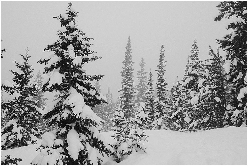 Rocky Mountain National Park dream lake