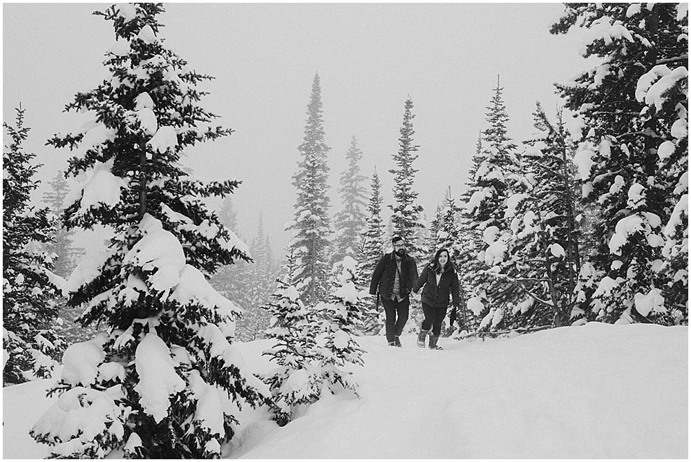 elopement Rocky Mountain National Park