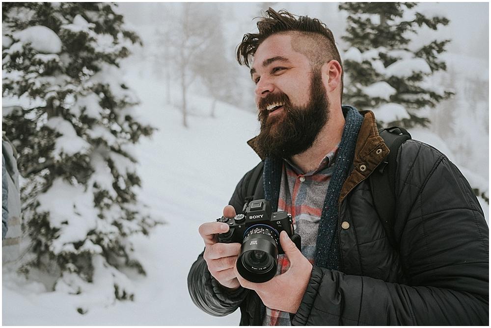 wedding photographer Estes Park Colorado