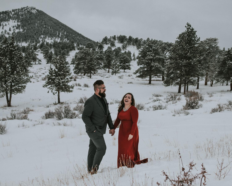 elopement Rocky Mountains