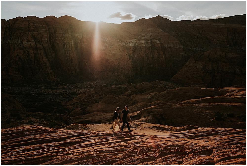 Bryce Canyon National Park wedding ceremony