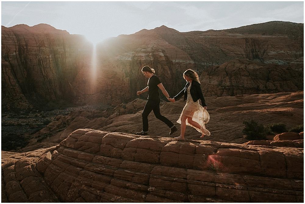 wedding photographer Zion National Park