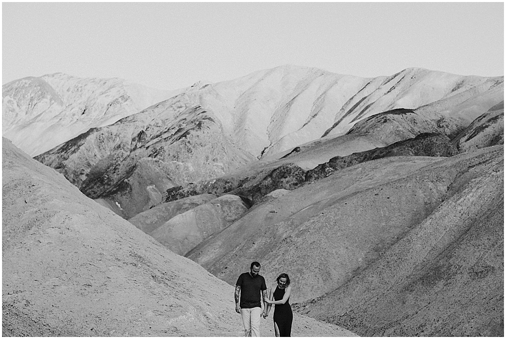 Death Valley Engagement photographer