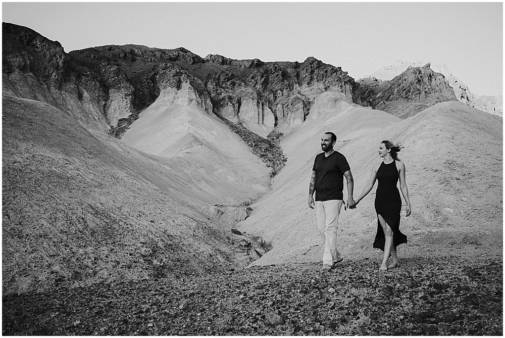 Death Valley California Elopement