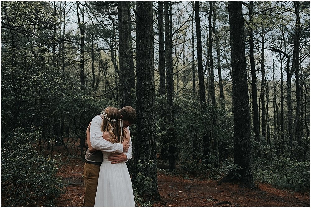 elopement photographer asheville nc
