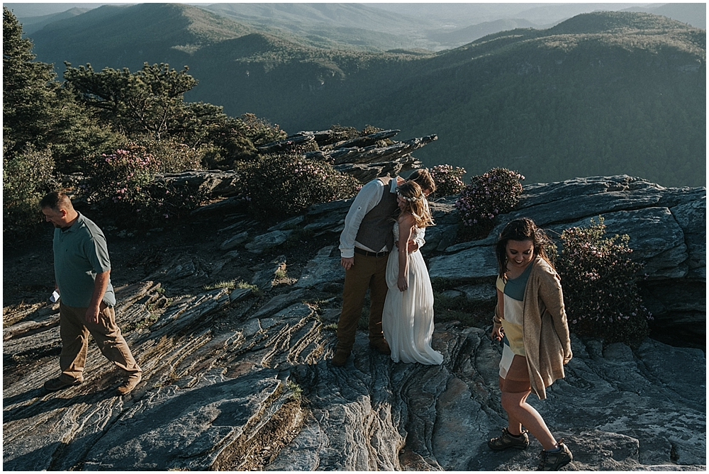 North Carolina elopement photographer