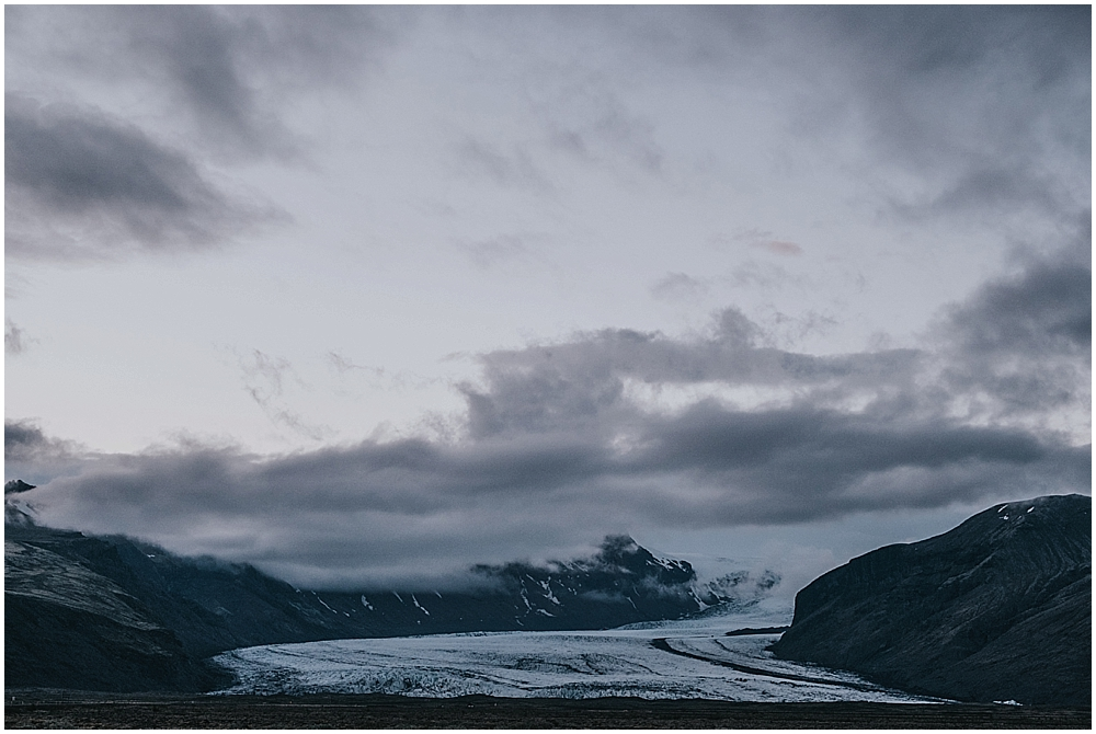 Glacier Lagoon elopement Jökulsárlón
