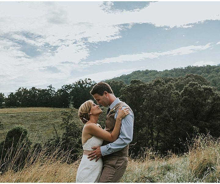 Kealy + Garrett | Asheville Wedding at Claxton Farm