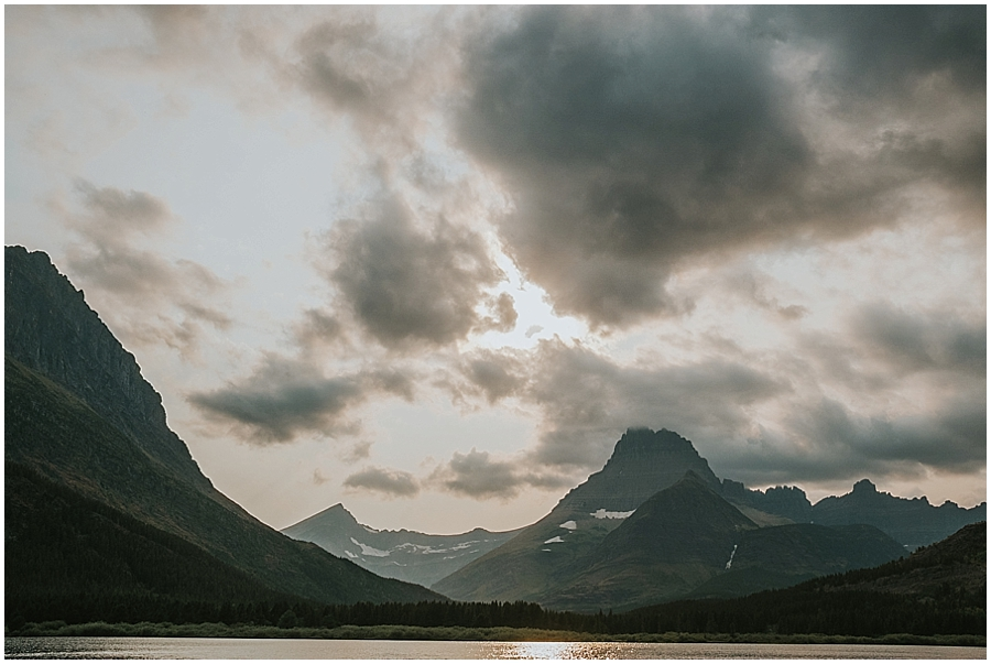 Montana Glacier Wedding
