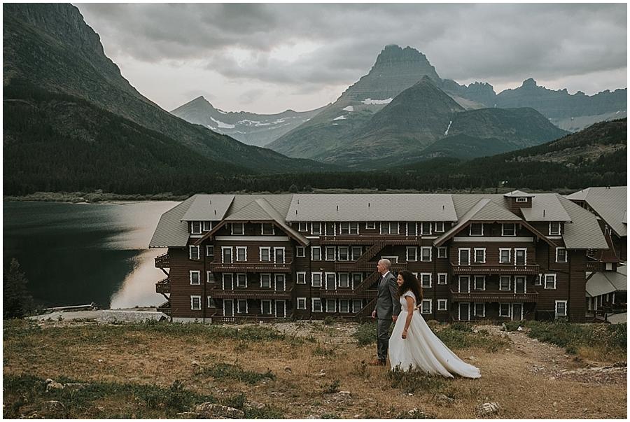 Lake Mcdonald Wedding Venue Glacier National Park