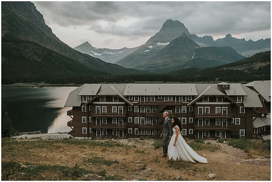 Lake McDonald Wedding Venue