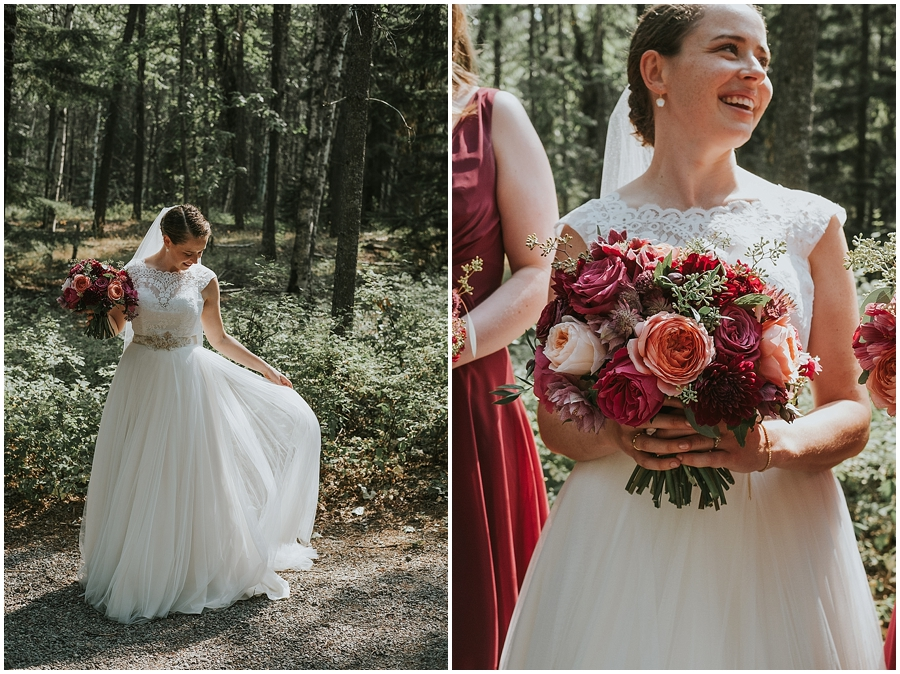 Kalispell Montana wedding