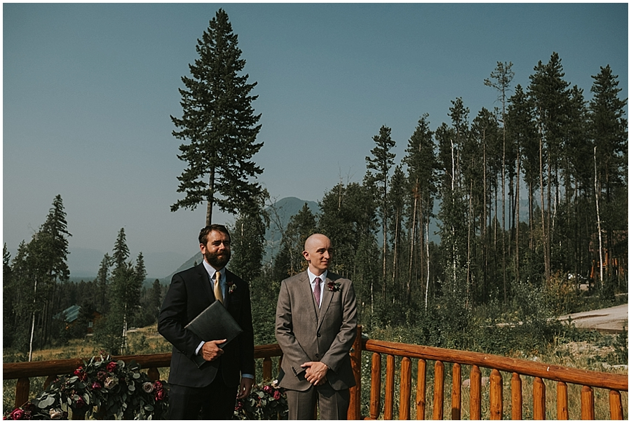 Montana elopement venue