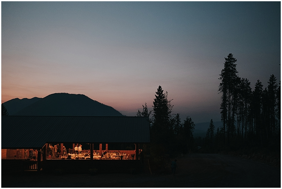 Montana indoor wedding venue