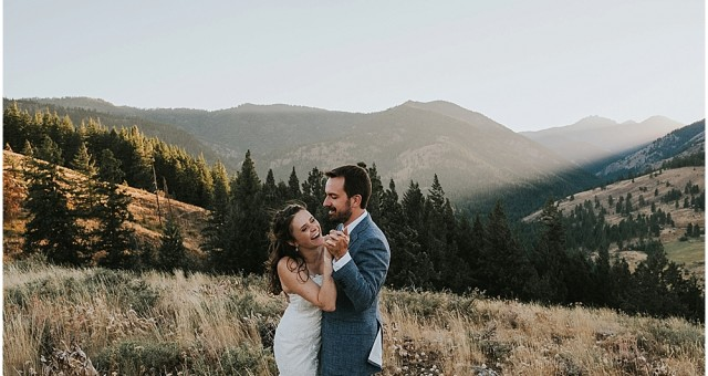 Molly + Nick | Sun Mountain Lodge Wedding, Winthrop, Washington
