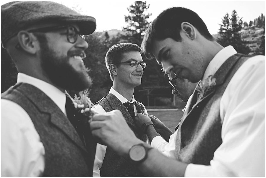North Cascades wedding photographer