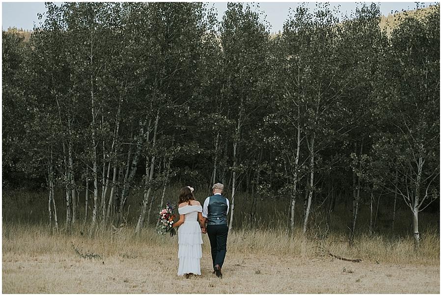 Spokane elopement photographer