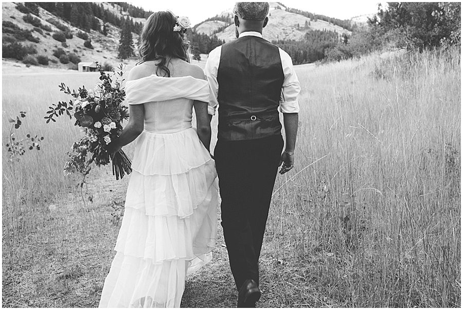 North Cascades National Park elopement photographer
