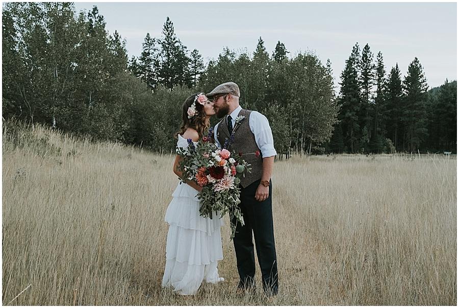 Winthrop Washington wedding photographer