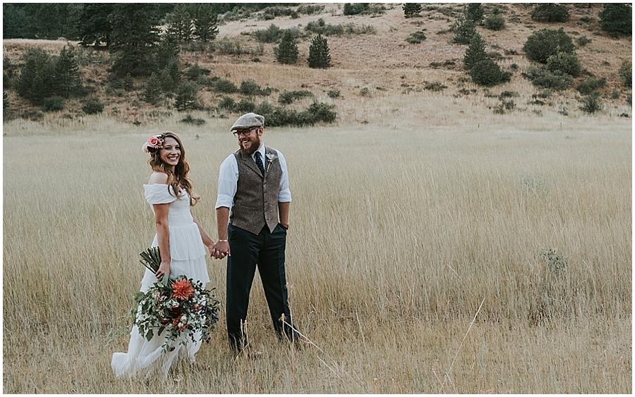 Winthrop, WA wedding photographer