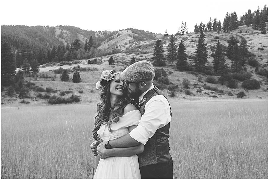 North Cascades adventure elopement photographer