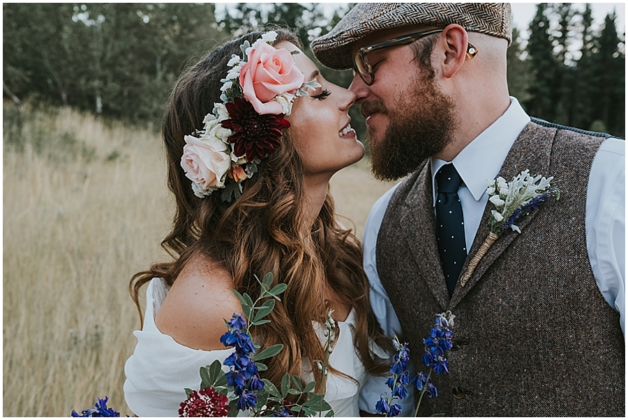 Coeur d'Alene wedding photographer