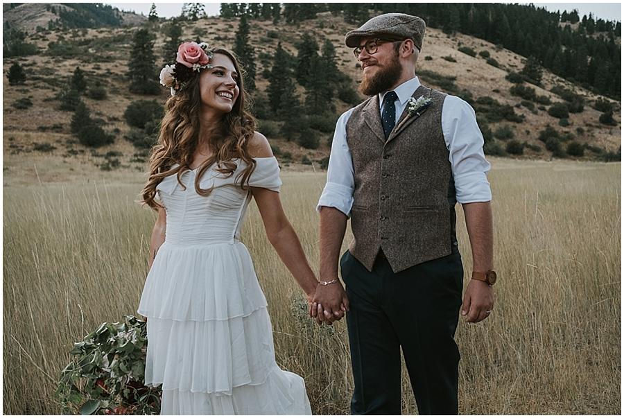 Coeur d'Alene wedding photography